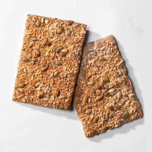 crispbread big cheese - seeds